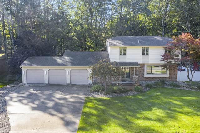 2177 Forest Park Road, Norton Shores, MI 49441 (MLS #21112023) :: BlueWest Properties