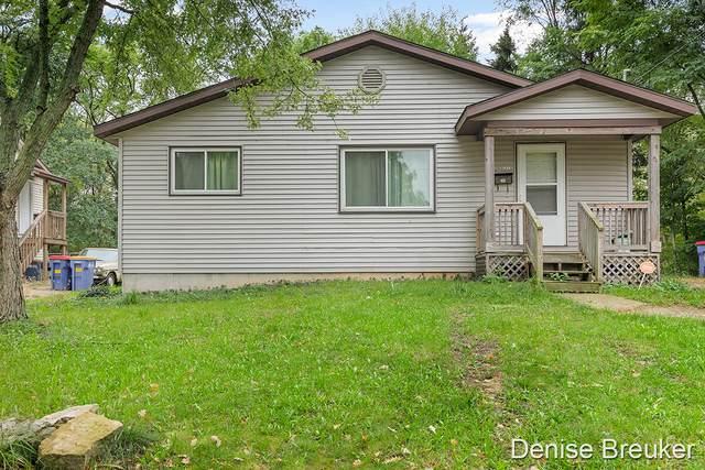 1040 Griggs Street SE, Grand Rapids, MI 49507 (MLS #21112031) :: Fifth Floor Real Estate