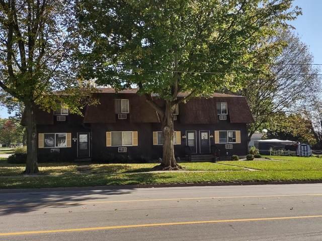 1288 Jordan Lake Avenue, Lake Odessa, MI 48849 (MLS #21112049) :: The Hatfield Group