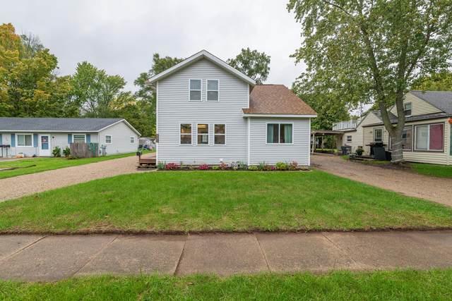 331 E Morrell Street, Otsego, MI 49078 (MLS #21112069) :: Sold by Stevo Team | @Home Realty