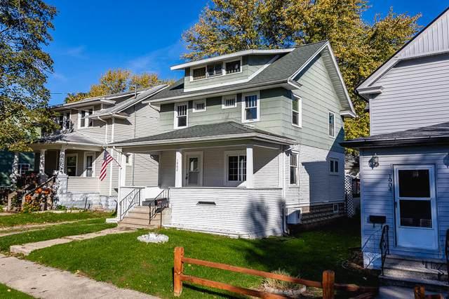 1902 Teneyck Street, Jackson, MI 49203 (MLS #21112082) :: JH Realty Partners