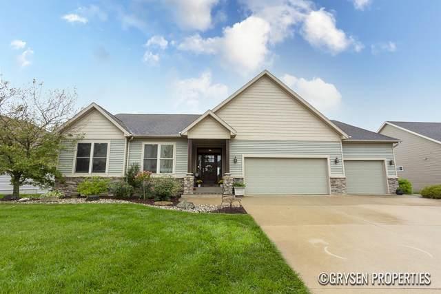 2248 Van Singel Lake Drive SW, Byron Center, MI 49315 (MLS #21112113) :: Fifth Floor Real Estate