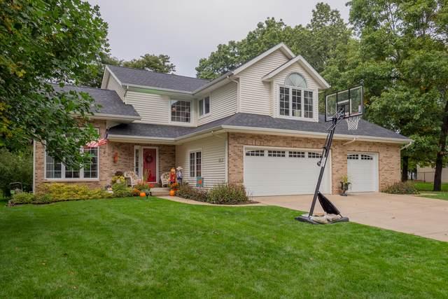 487 Anchor Lane, Portage, MI 49002 (MLS #21112147) :: Deb Stevenson Group - Greenridge Realty