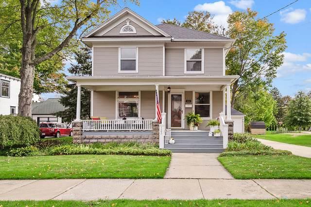 123 S Church Street, Zeeland, MI 49464 (MLS #21112148) :: Sold by Stevo Team | @Home Realty