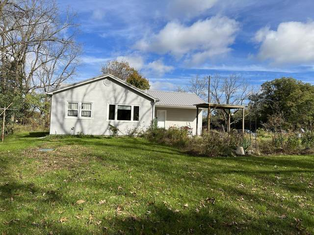 14051 Brooks Road, Cement City, MI 49233 (MLS #21112173) :: Sold by Stevo Team   @Home Realty