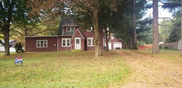 326 Dunham Drive, Battle Creek, MI 49015 (MLS #21112250) :: The Hatfield Group
