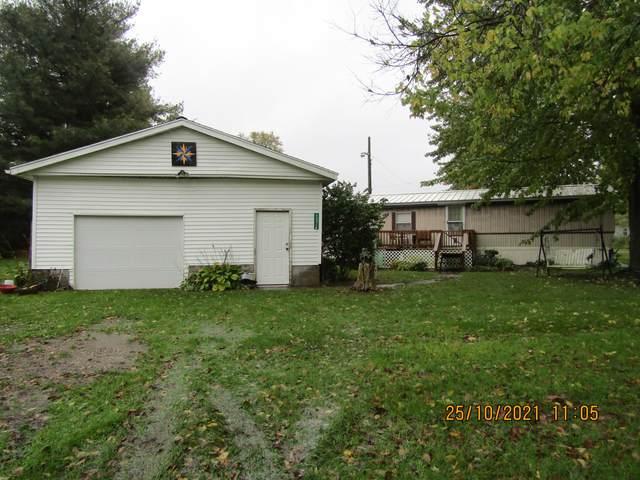 60914 Bert Road, Burr Oak, MI 49030 (MLS #21112253) :: The Hatfield Group