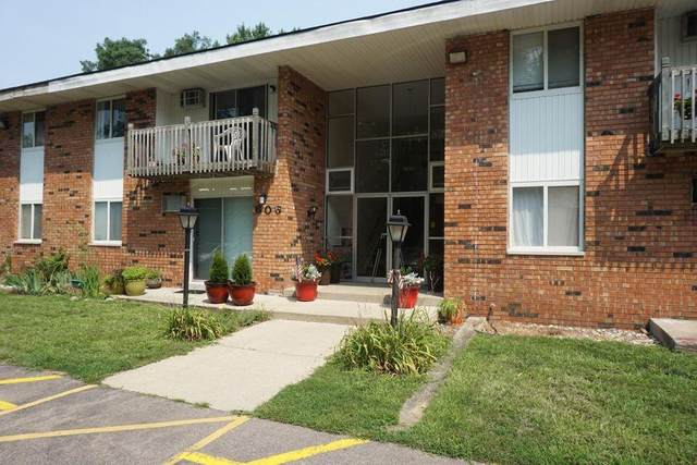 616 Lynn Avenue #24, Kalamazoo, MI 49008 (MLS #21112310) :: The Hatfield Group