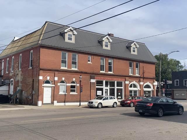 102 W St Joseph St Street, Lawrence, MI 49064 (MLS #21112336) :: The Hatfield Group