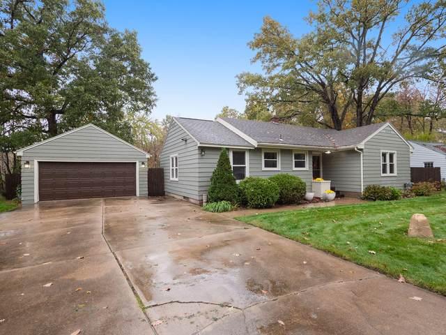 6664 Clark Lake Road, Jackson, MI 49201 (MLS #21112361) :: Ginger Baxter Group