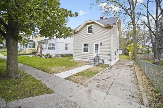 1318 Rhodes Street, Jackson, MI 49202 (MLS #21112400) :: Ginger Baxter Group
