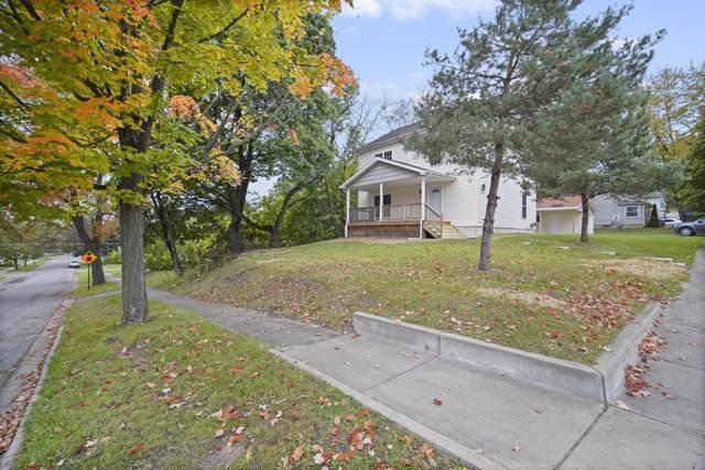 814 Homewild Avenue, Jackson, MI 49201 (MLS #21112406) :: Ginger Baxter Group