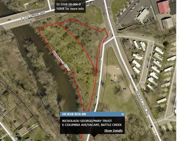 V/L E Columbia Avenue, Battle Creek, MI 49015 (MLS #21112481) :: The Hatfield Group