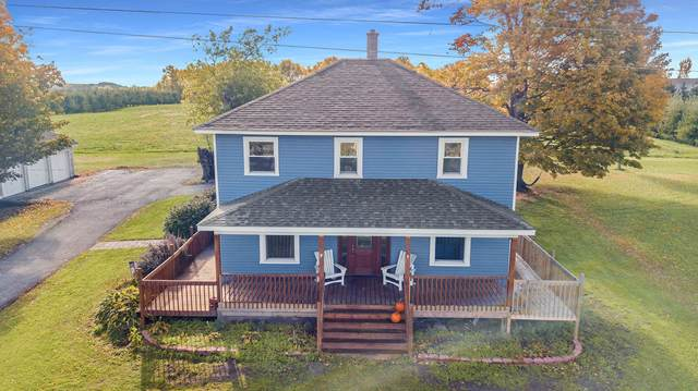 3460 13 Mile Rd NW, Sparta, MI 49345 (MLS #21112563) :: The Hatfield Group