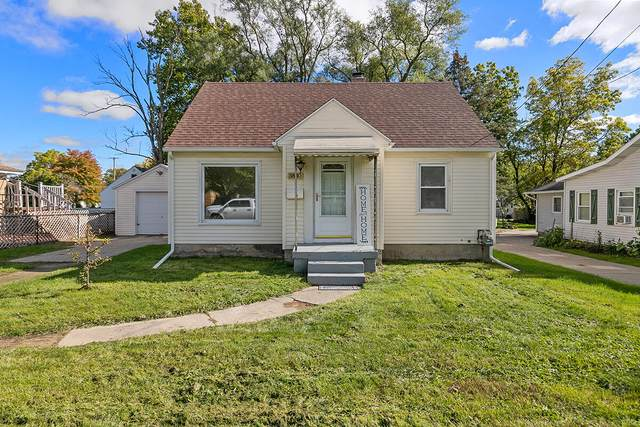 3830 Clyde Park Avenue SW, Wyoming, MI 49509 (MLS #21112652) :: The Hatfield Group
