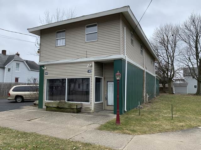 143 Burr Oak Street, Kalamazoo, MI 49001 (MLS #21112657) :: Ron Ekema Team