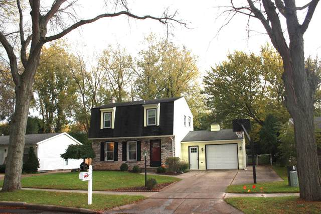 2160 NE Chesapeake Drive Drive, Grand Rapids, MI 49505 (MLS #21112659) :: The Hatfield Group