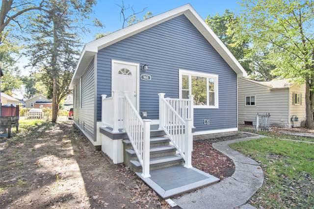 965 Ada Avenue Avenue, Muskegon, MI 49442 (MLS #21112664) :: The Hatfield Group