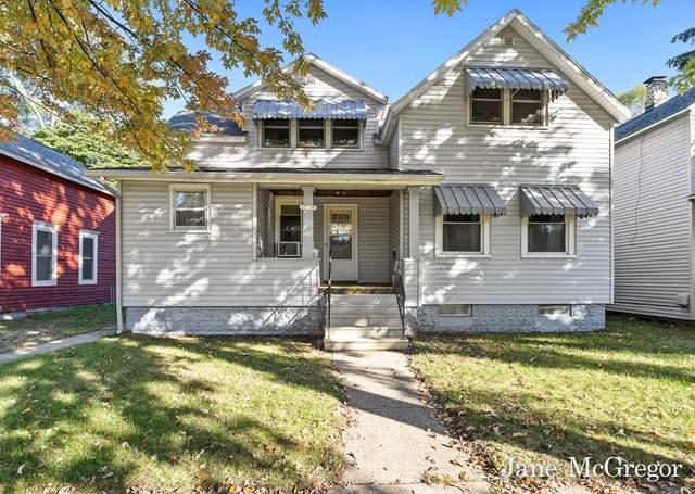 1514 6th Street, Muskegon, MI 49441 (MLS #21112692) :: The Hatfield Group