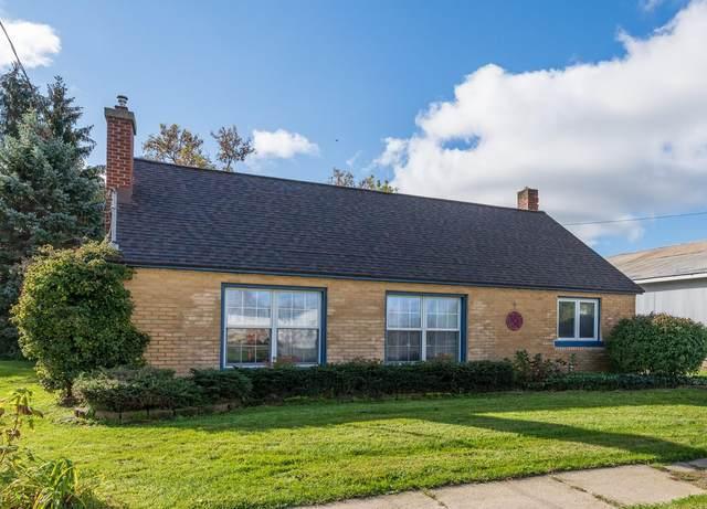 80 W Cherry Street NE, Cedar Springs, MI 49319 (MLS #21112706) :: The Hatfield Group