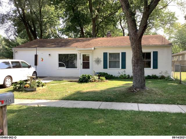 5829 Roanoke Street, Portage, MI 49024 (MLS #21112713) :: Ron Ekema Team