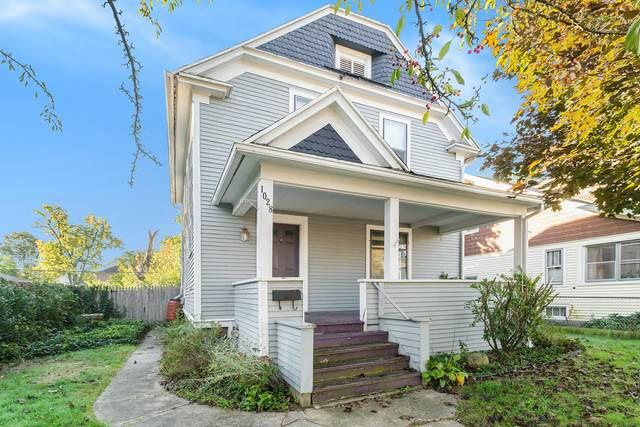 1028 Egleston Avenue, Kalamazoo, MI 49001 (MLS #21112784) :: The Hatfield Group