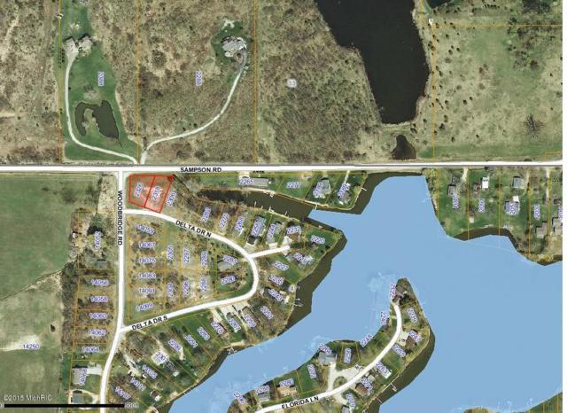 2326 Delta Drive, Camden, MI 49232 (MLS #15037636) :: Deb Stevenson Group - Greenridge Realty