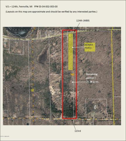 V/L 124th, Fennville, MI 49408 (MLS #17012335) :: Deb Stevenson Group - Greenridge Realty