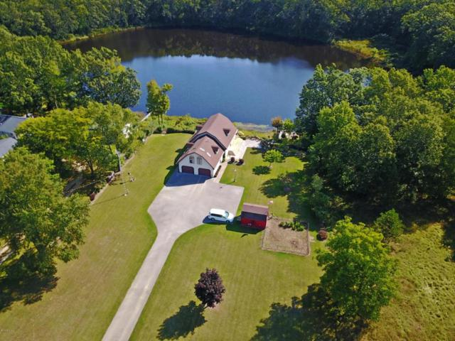 4452 N Mcfall Lake Drive, Branch, MI 49402 (MLS #17030911) :: 42 North Realty Group