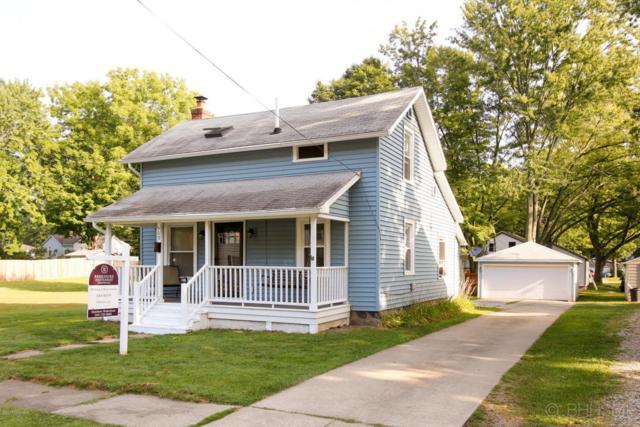 509 Division, Vicksburg, MI 49097 (MLS #17039887) :: Matt Mulder Home Selling Team