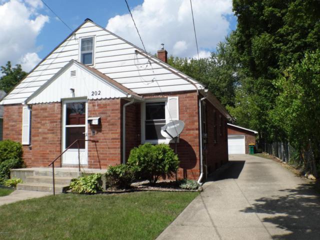 202 Winter Street, Battle Creek, MI 49015 (MLS #17041496) :: Matt Mulder Home Selling Team
