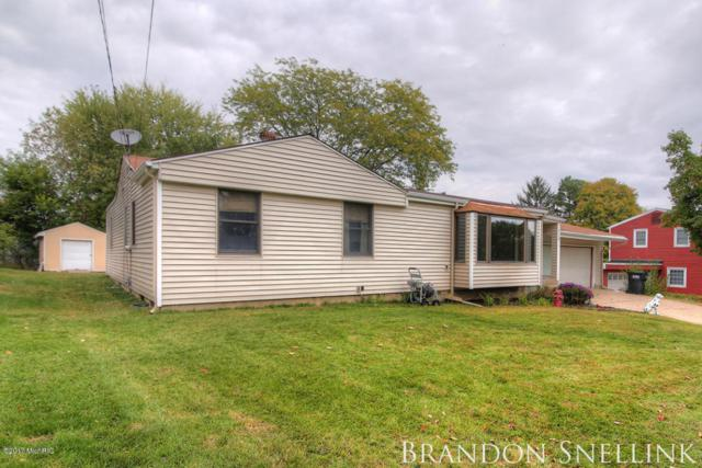 213 Netherfield Street NW, Comstock Park, MI 49321 (MLS #17051350) :: Matt Mulder Home Selling Team