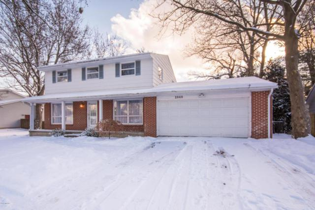 2840 Cascade Road SE, East Grand Rapids, MI 49506 (MLS #17059455) :: 42 North Realty Group