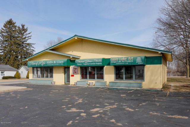 240 W Main Street, Centreville, MI 49032 (MLS #18009405) :: Deb Stevenson Group - Greenridge Realty