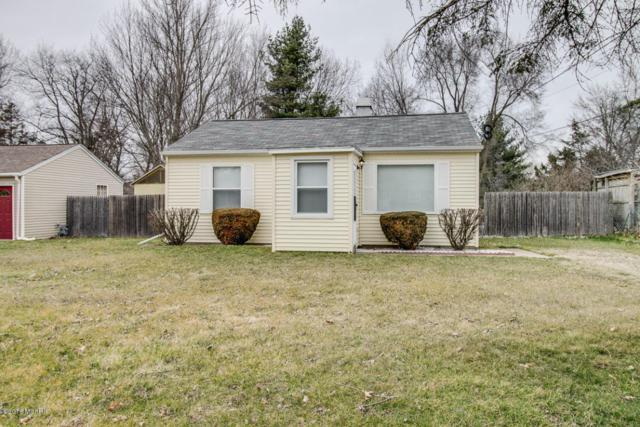 134 Creekview Drive, Battle Creek, MI 49037 (MLS #18014463) :: JH Realty Partners