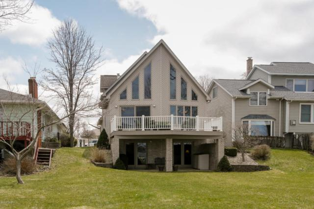 11362 E Indian Lake Drive, Vicksburg, MI 49097 (MLS #18015448) :: Carlson Realtors & Development