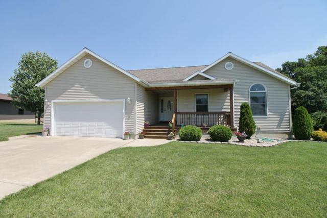 707 Tulip Drive, Three Oaks, MI 49128 (MLS #18017491) :: Carlson Realtors & Development