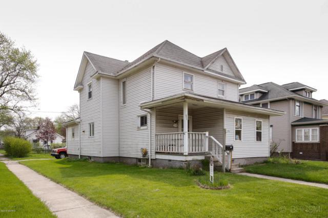 607 N Nottawa Street, Sturgis, MI 49091 (MLS #18017732) :: Deb Stevenson Group - Greenridge Realty