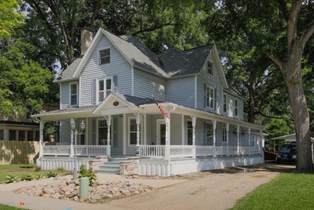 414 W Bridge Street, Plainwell, MI 49080 (MLS #18019612) :: Carlson Realtors & Development