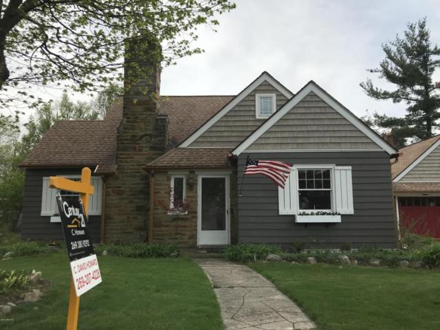 700 S Cass Street, Hastings, MI 49058 (MLS #18020000) :: Carlson Realtors & Development