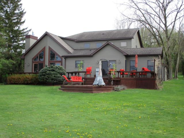 8436 Burrows Drive, Orleans, MI 48865 (MLS #18020445) :: 42 North Realty Group