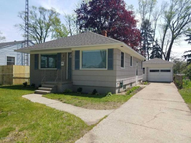 865 Post Road, Muskegon, MI 49441 (MLS #18022245) :: Carlson Realtors & Development