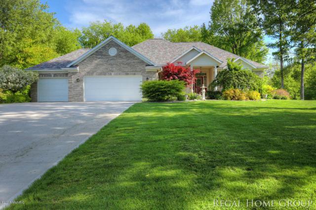 1425 Park Forest Court NE, Belmont, MI 49306 (MLS #18022606) :: Carlson Realtors & Development
