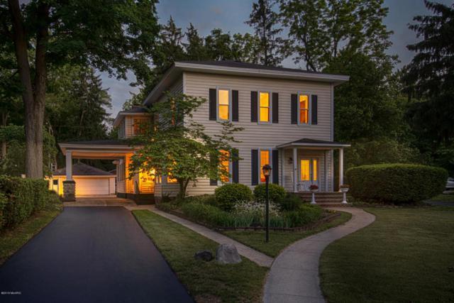 551 W Bridge Street, Plainwell, MI 49080 (MLS #18025115) :: Carlson Realtors & Development
