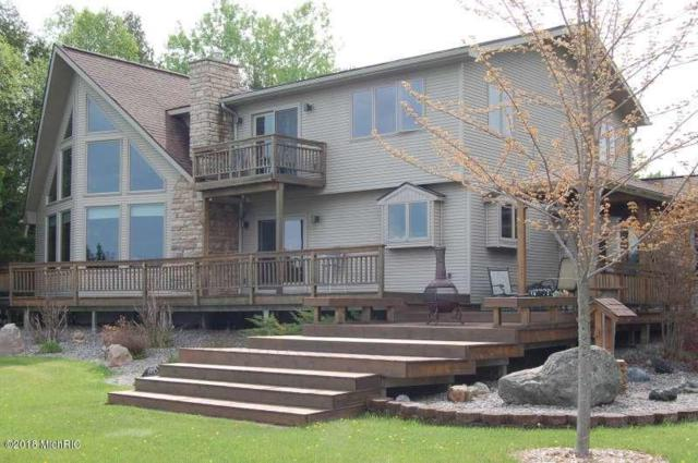 20273 E Paradise Point, De Tour Village, MI 49725 (MLS #18025279) :: Deb Stevenson Group - Greenridge Realty