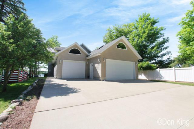3018 W Runyan Drive, Lake Odessa, MI 48849 (MLS #18025307) :: 42 North Realty Group