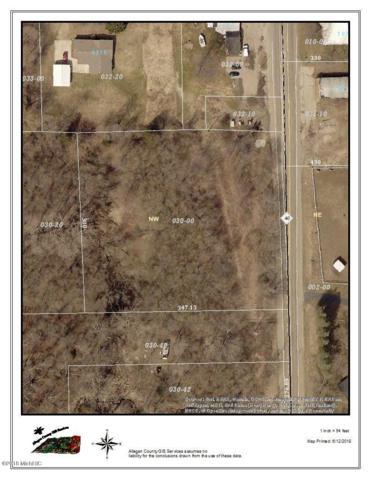 VL002 M40, Allegan, MI 49010 (MLS #18026891) :: Deb Stevenson Group - Greenridge Realty