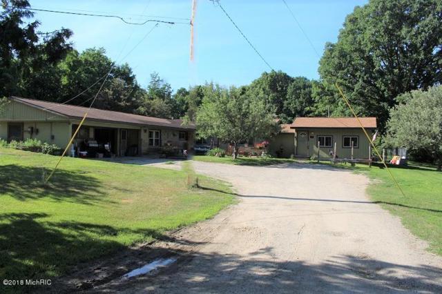 20160 Spruce Road, Big Rapids, MI 49307 (MLS #18029713) :: Carlson Realtors & Development