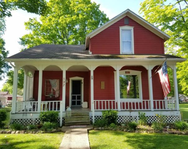 127 W Ann, Centreville, MI 49032 (MLS #18032108) :: 42 North Realty Group