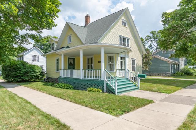 119 W Bennett Street, Three Rivers, MI 49093 (MLS #18036445) :: Carlson Realtors & Development